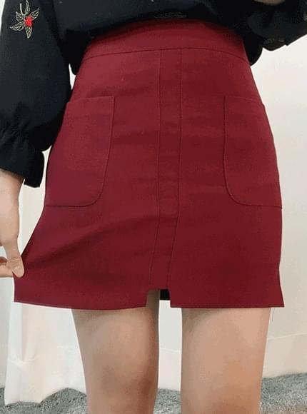 Honey Pocket Skirt