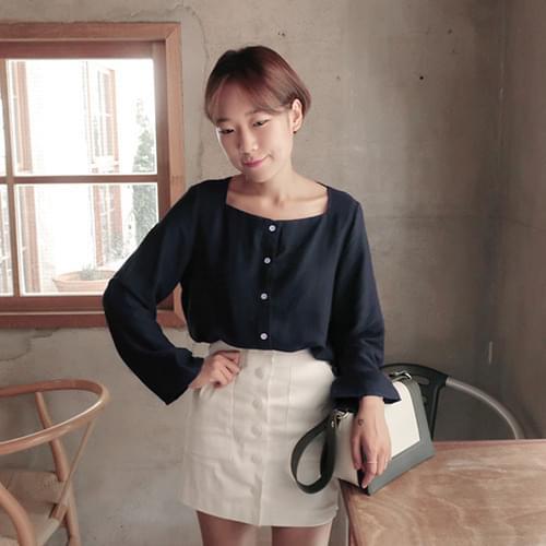 Punch-blouse