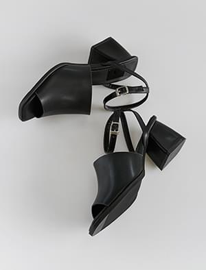 bold sling back shoes