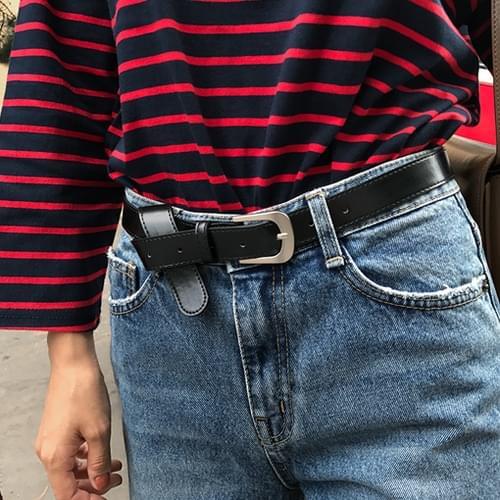 Crook-frame (belt)