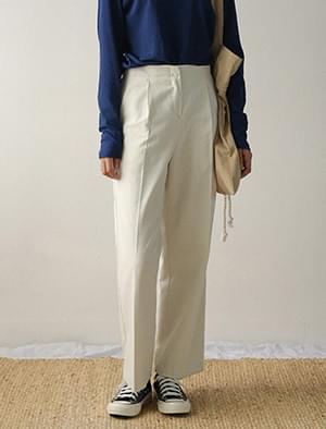 wearable cotton wide pants