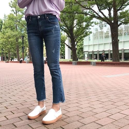 Tower - Semi boots cut