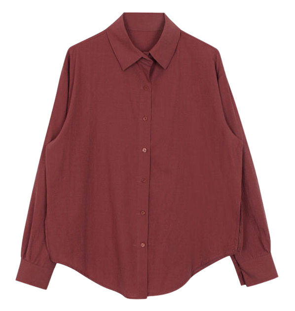 Autumn color shirts (6color)