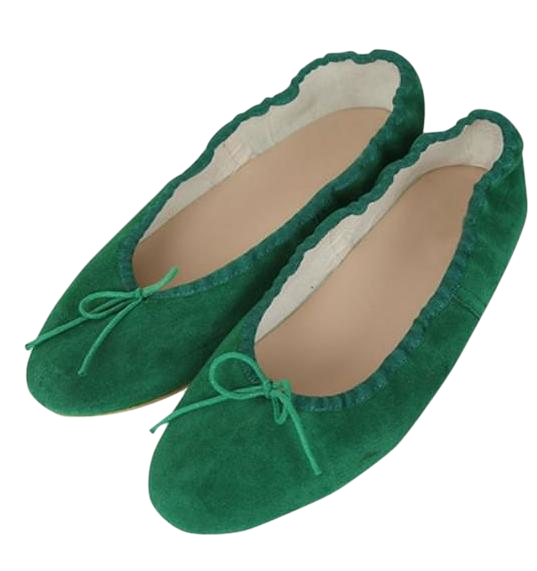 Favorite- Sheepskin Flat Shoes