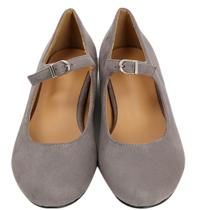 Petit sweat mary-jane shoes_K (size : 230,235,240,245,250)