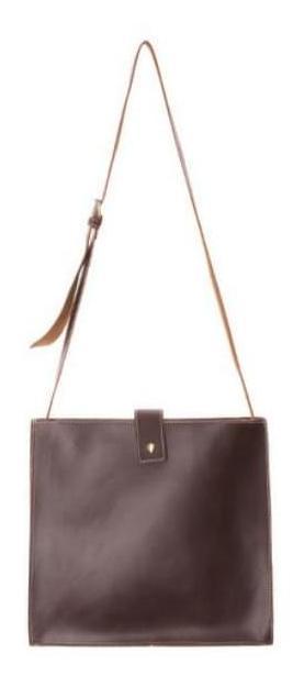 stitch point square bag