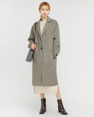 benefit handmade coat
