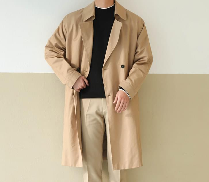 Stuck Trench Coat