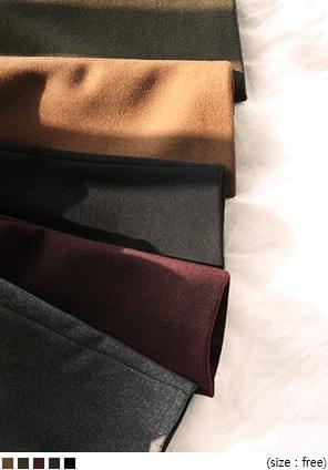 韓國空運 - 混羊毛拉克蘭袖雙排釦大衣 大衣外套