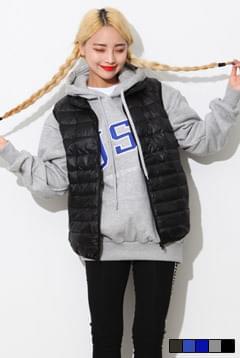 Camille light padded vest ♥ Unisex ♥