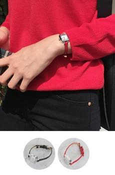 韓國空運 - Square-skinny (watch) 手錶