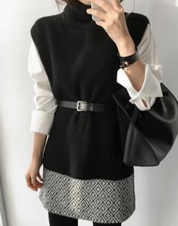카르트임 vest (*3color)