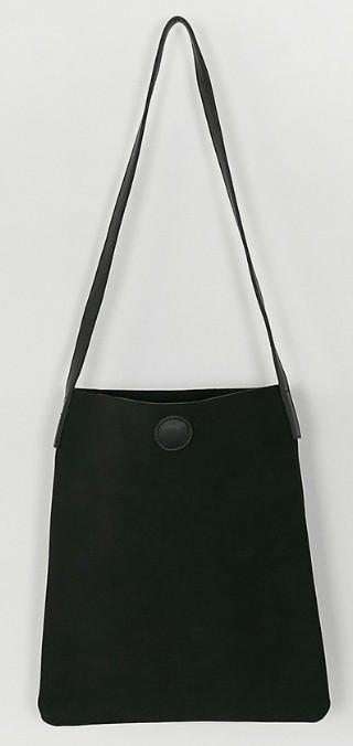 matt square shoulder bag