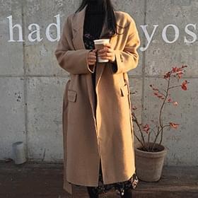 데이 - 핸드메이드 울코트(울90%)