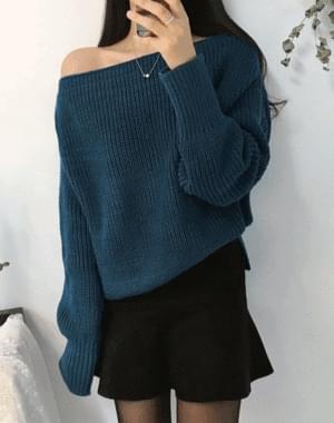 소녀 knit