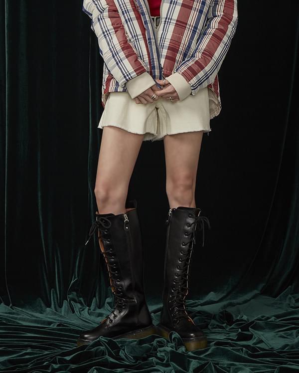 have long walker boots (s, m, l)