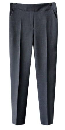 Brushed Bending Slacks