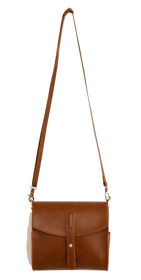 SQUARE GOLD BALL BAG