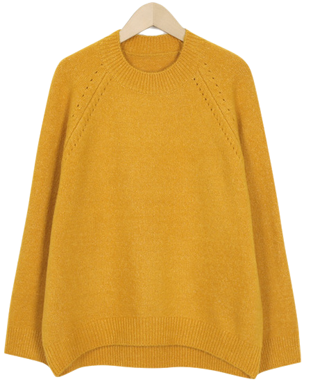 Saint basic knit_S (size : free)