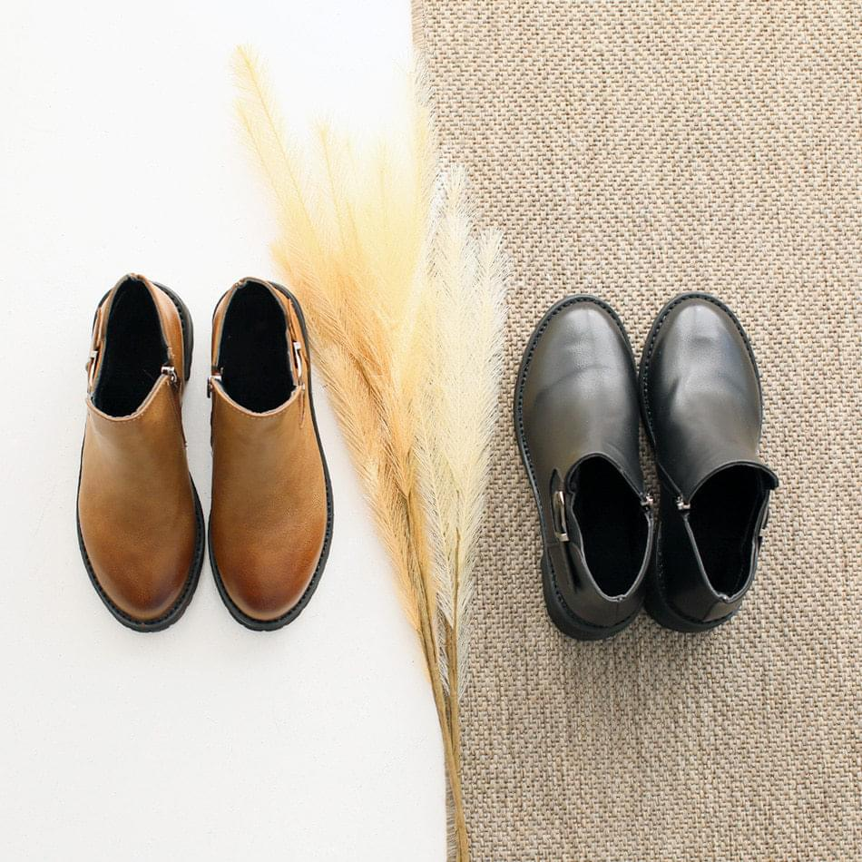 Temp Ankle Boots 5.5cm