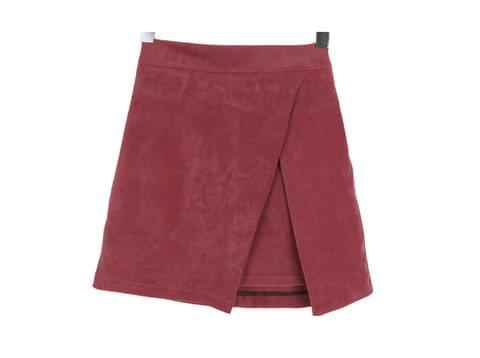 Moringko wrap skirt