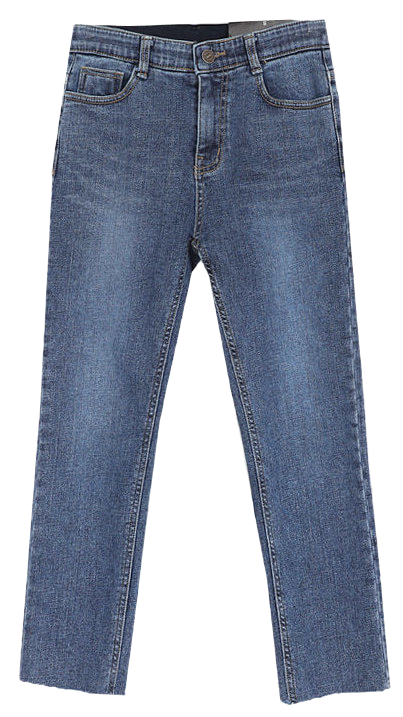Denim Brushed Date Pants