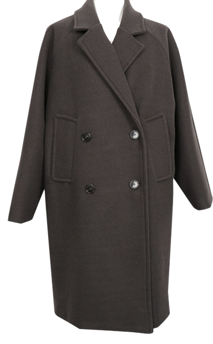 Valium mode wool coat