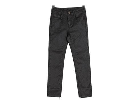 Moon Leather Coated Skinny P