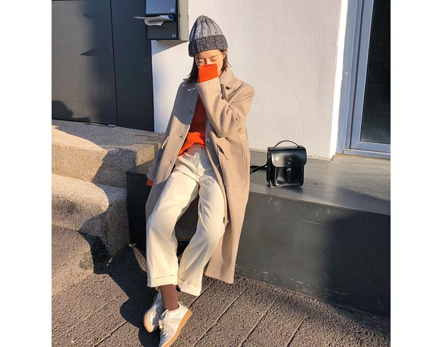 Bucket single coat_B (size : free)