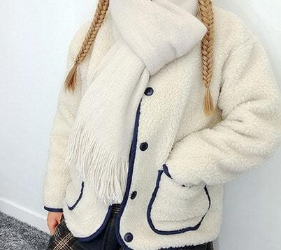 I will make you warm JK Fleece