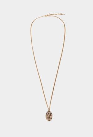 Gold pendant necklace 項鍊