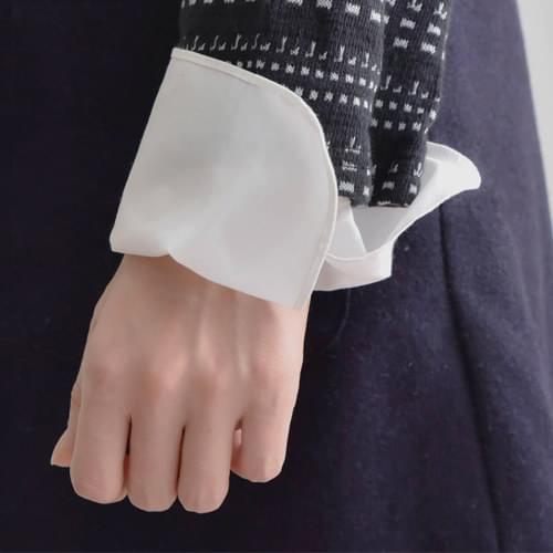 Princess Cotton Cufflinks