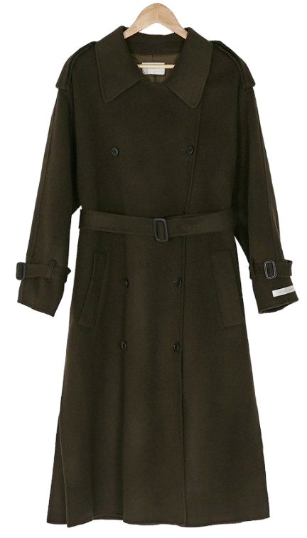 high quality over trench coat