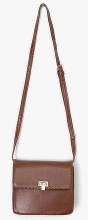 square mini buckle bag