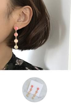 韓國空運 - Zem No.225 (earring) 耳環