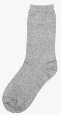 muji long socks