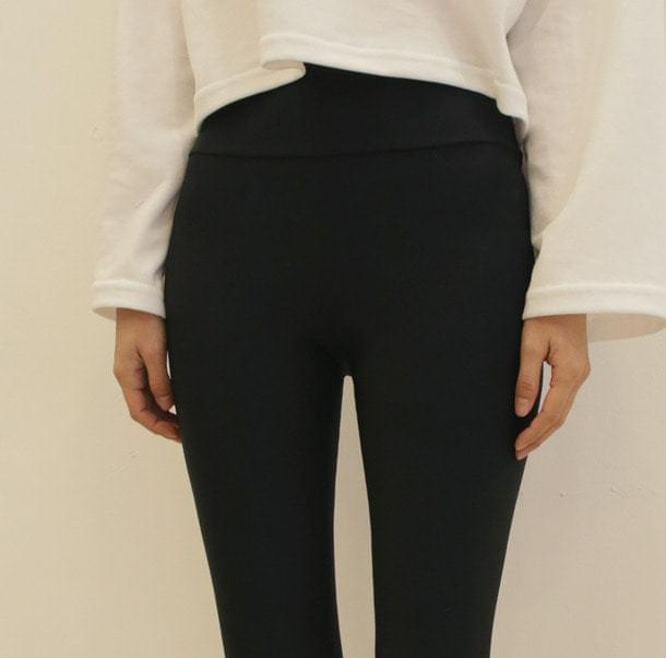 High-waisted sports leggings