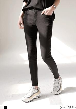 ANOTHER LINE COTTON SKINNY