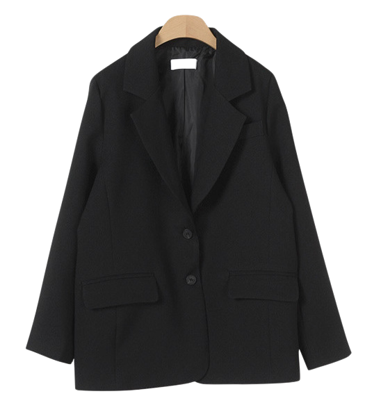 Cuda Two Button Tailored Jacket