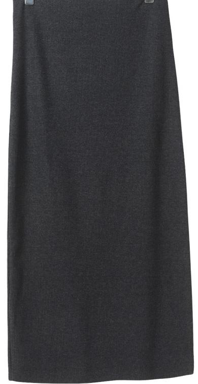 Millennium corduroy skirt
