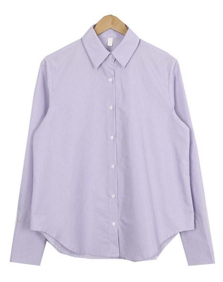 Lin striped shirt