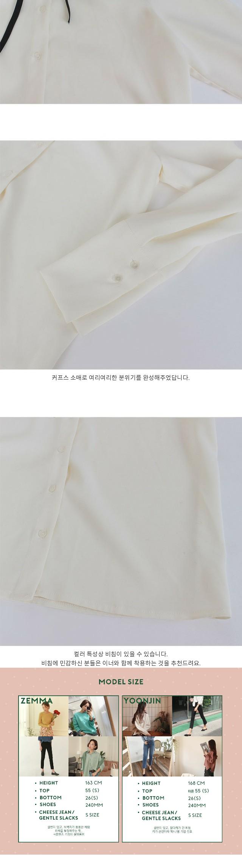 Ashley-블라우스[size:44~66 / 1color]