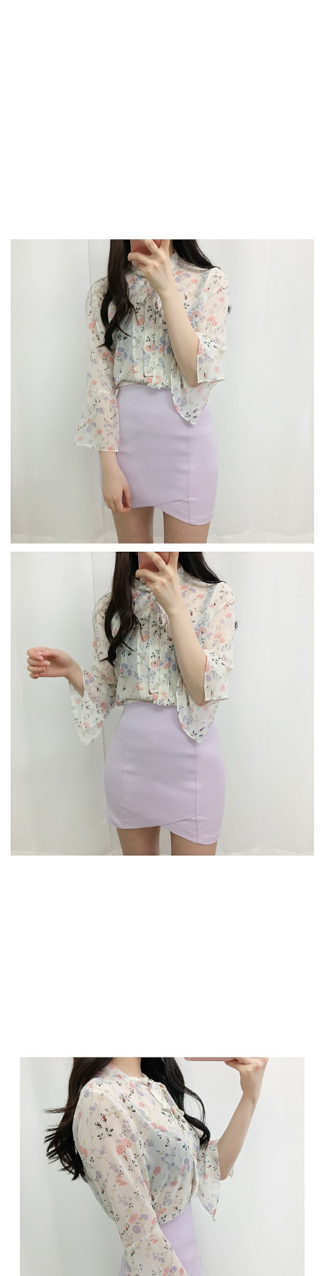 Awesome Flower Blouse