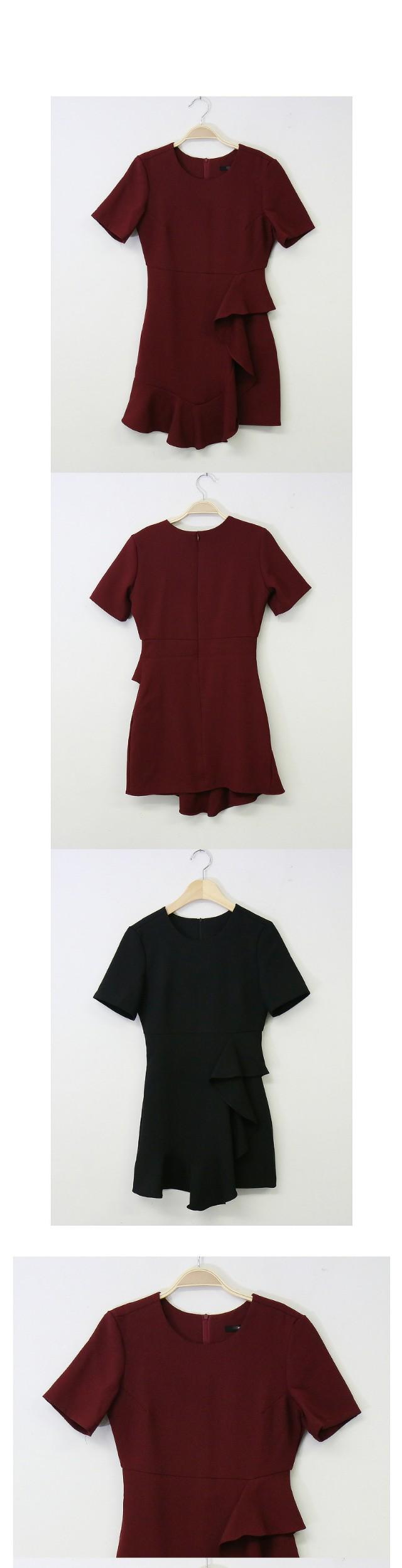 Lebberry frilly dress