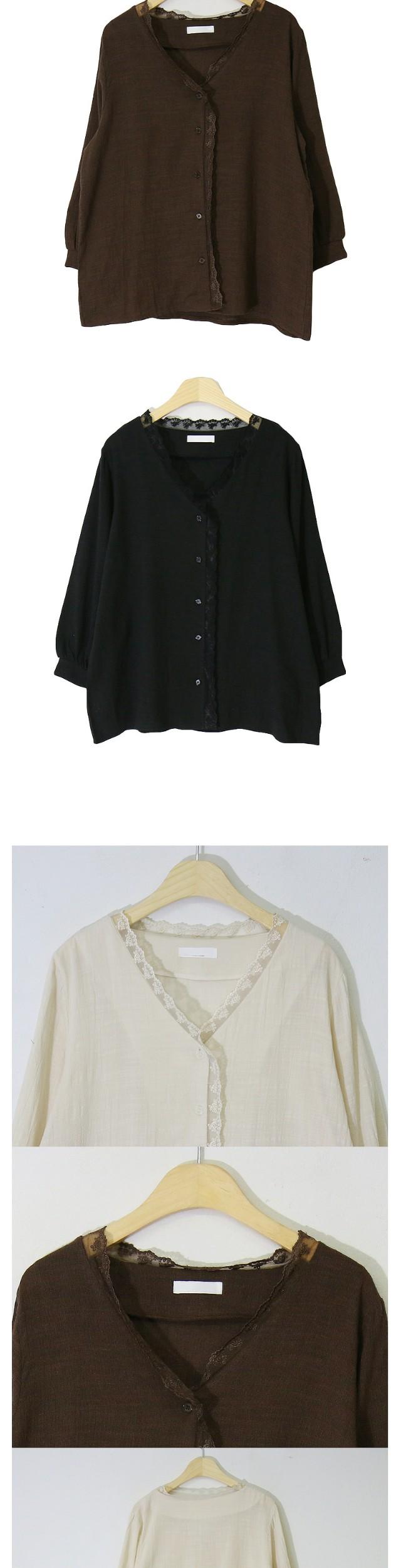 Loving lace blouse