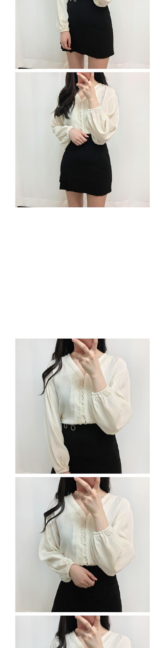 Nas V blouse