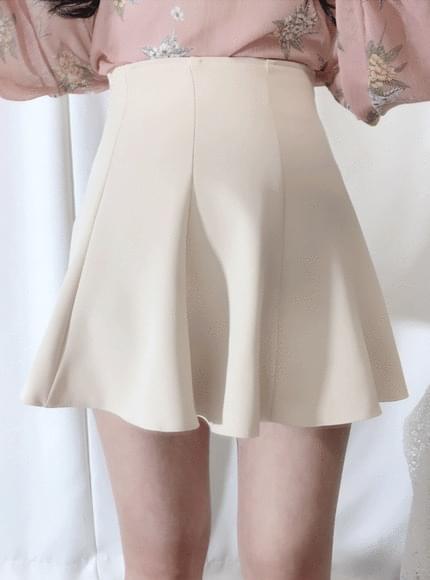 Finnie flare miniskirt