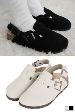 Freitack Buckle Sandals