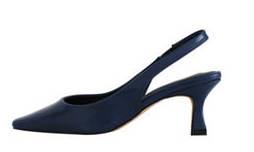 Neckittens Slingback Middle Heel Pumps 6.5cm