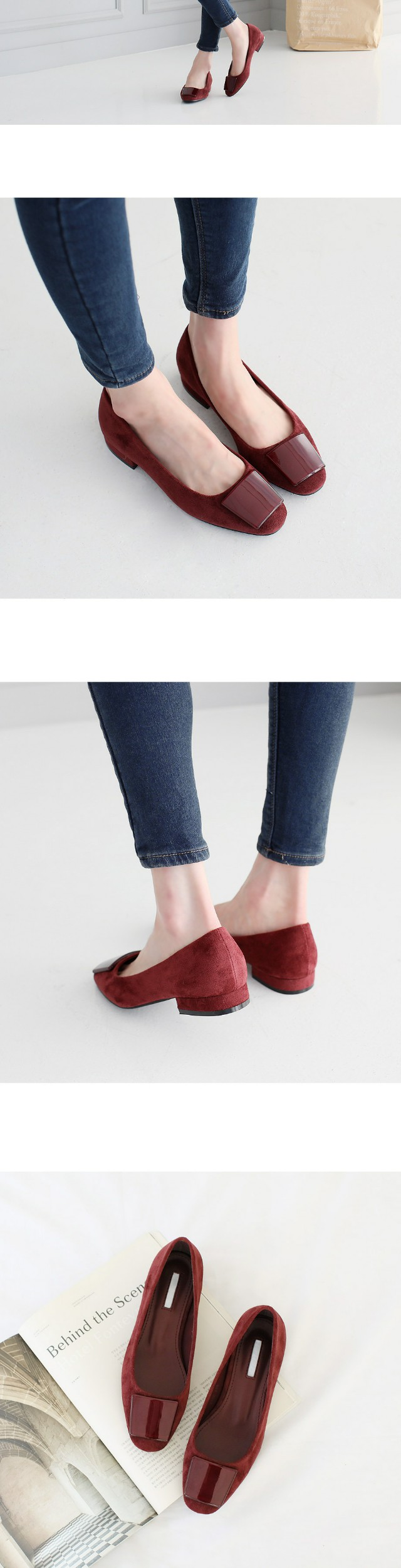 Forward Flat Shoes 2cm